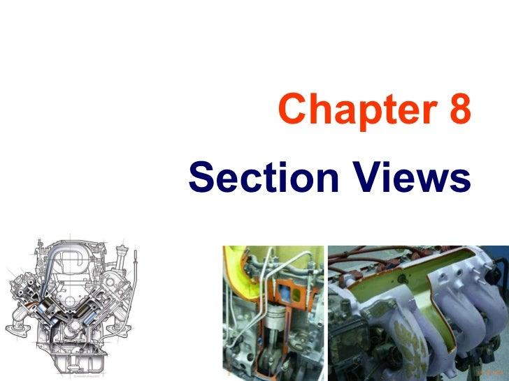 Engineering Drawing: Chapter 09 section