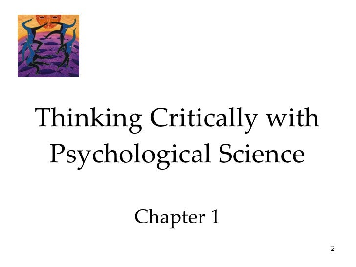 psychology and science essay
