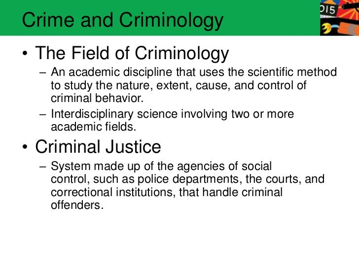 investigating the causes of criminal behavior criminology essay Crime causes effect essay examples are you in high  crime reports by security agencies such as homeland security and the federal bureau of investigation (fbi) will be instrumental in understanding the causes of crime  crime: the causes and extent of criminal behavior, its prevention and treatment washington, dc: national council for.