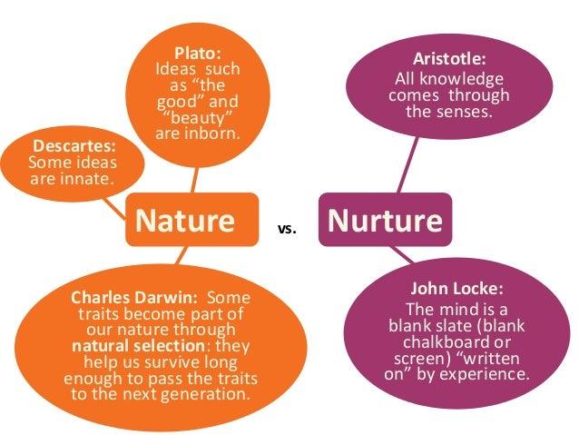 nature vs nurture 7 essay