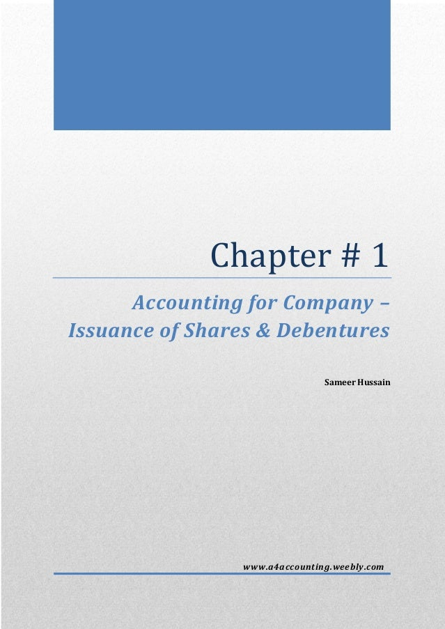 accounting chapter 1 notes Accounting principles chapter 1 notes - download as pdf file (pdf), text file ( txt) or read online accounting principles, 12th edition weygandt, kimmel, kieso.