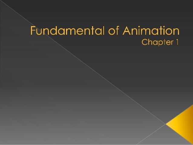  Animation is process of adding motion to  static images by applying various  techniques. Basically animation provides  ...