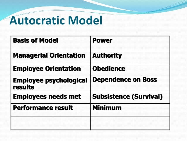 custodial model of ob Organizational behavior reflects the behavior of the people and management all together, it is considered as field study not just a discipline b a discipline is an accepted science that is based upon theoretical foundation, whereas ob is an inter-disciplinary approach where knowledge from different disciplines like psychology, sociology, anthropology, etc are included.
