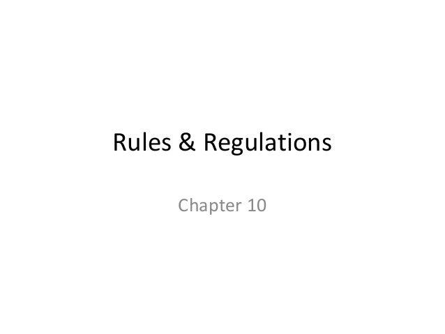 COM 110: Chapter 10