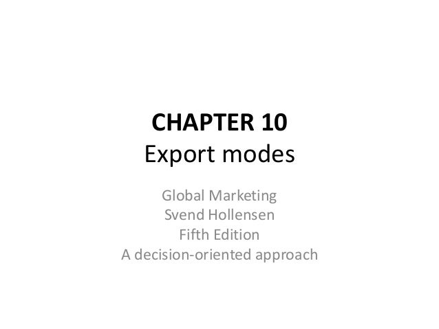global marketing a decision oriented approach Books global marketing a decision oriented approach (pdf, epub, mobi) page 1 process of change in organizations and its market offerings, and is a wed, 04.