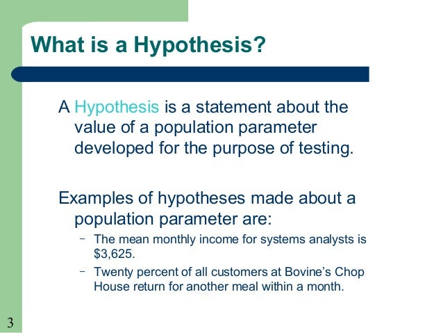 What Is a Scientific Hypothesis? | Definition of Hypothesis