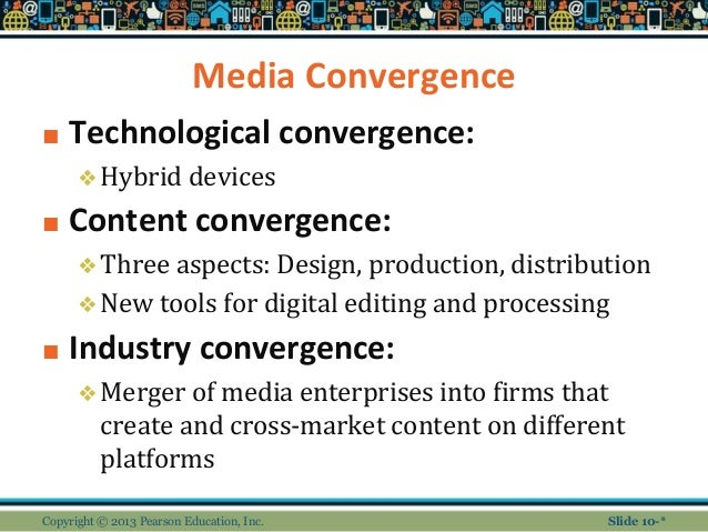 definition of media convergence pdf free