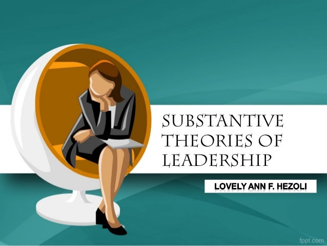 Substantive LEadership
