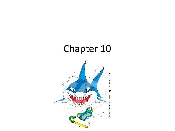 Chapter 10 sharks skates and rays