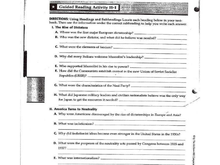 USH Chapter 11