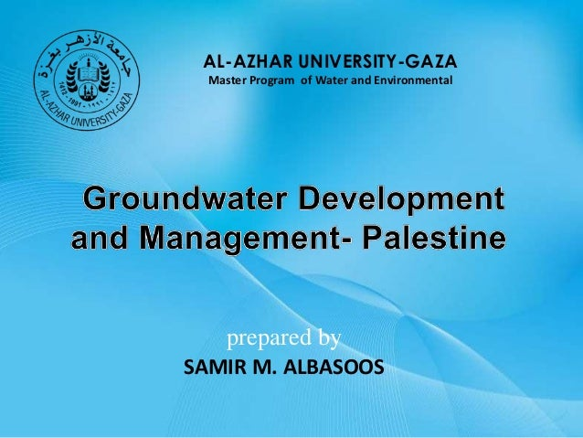 Chapter 11 Fetter Groundwater Development