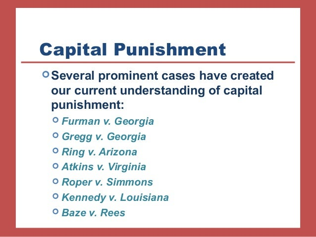 rehabilitation not capital punishment essay Capital punishment is wrong essay  some people believe that capital punishment is wrong  capital punishment is not even worth it because it does not stop or.