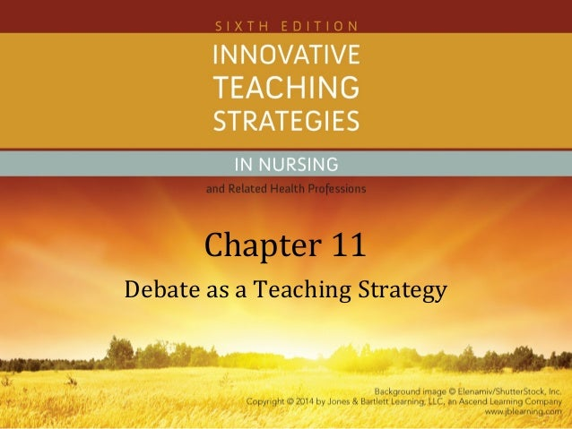 debate as a teaching strategy List of effective teaching styles: authority, demonstrator, facilitator, developer, hybrid — examples of the best teaching methods for diverse learners.