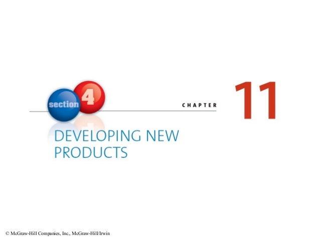 Chapter 11 MKT120 Product Development