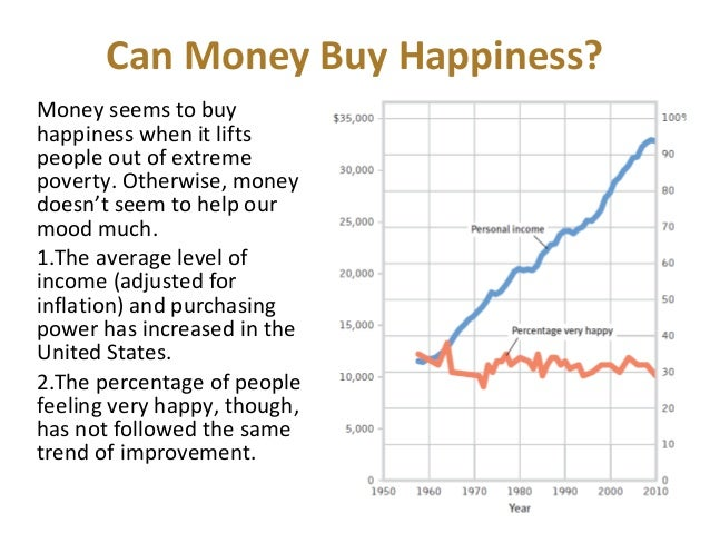 Essay money can buy happiness healthy