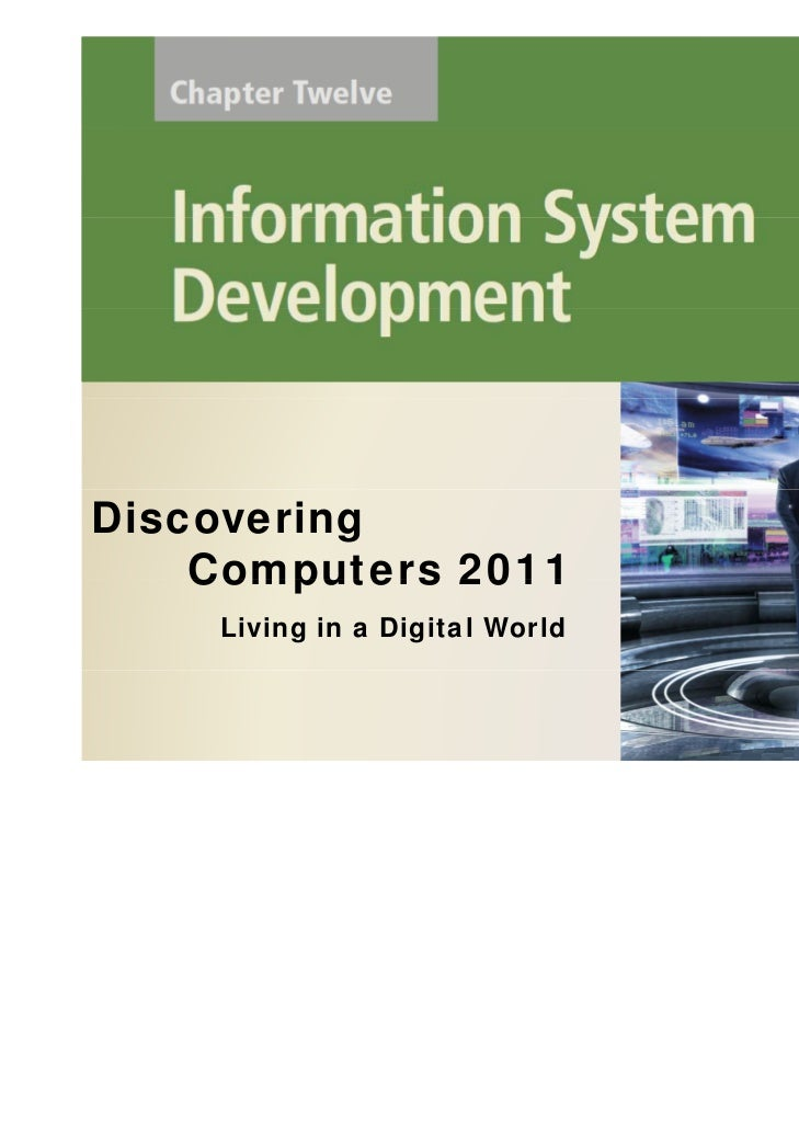 Discovering    Computers 2011    Living in a Digital World