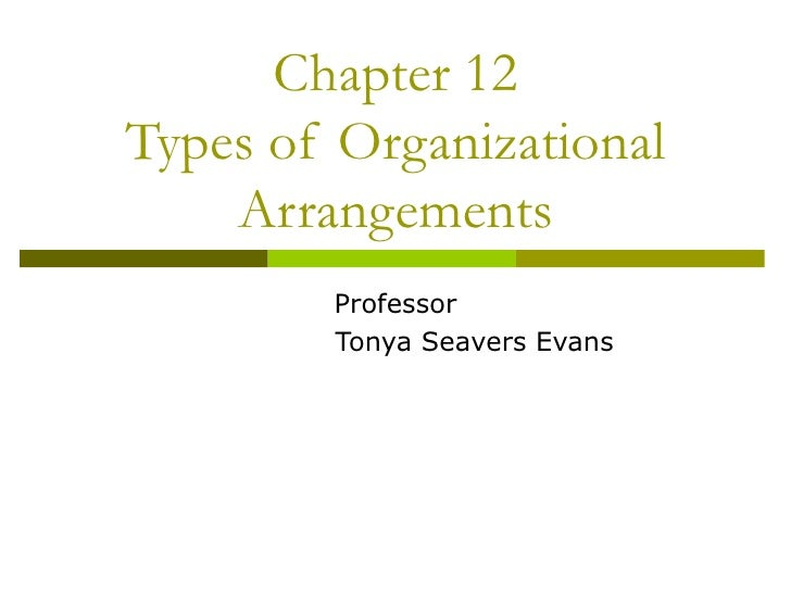 types of essay arrangements