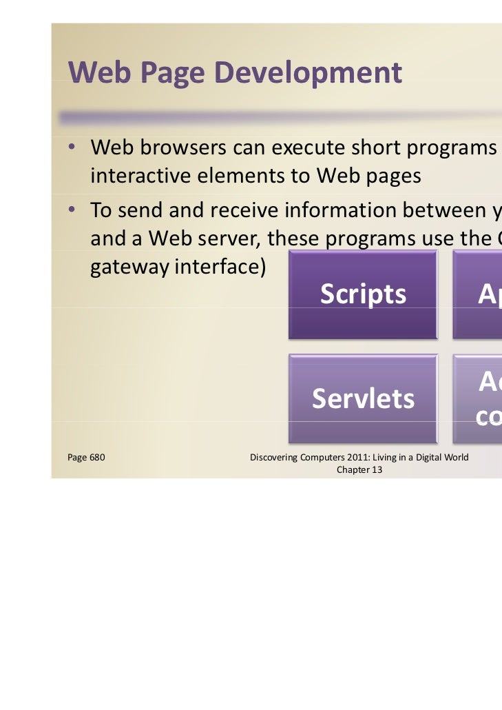 Write a program which exchanges two information between 2 servlets