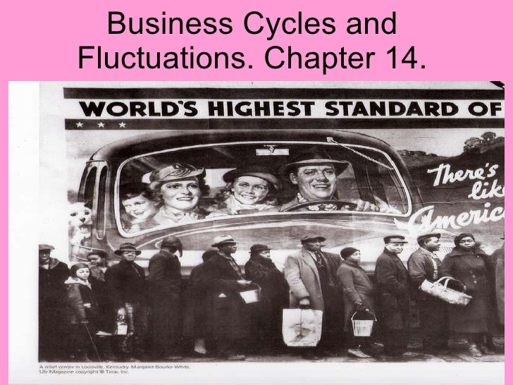 Business Cycles and Fluctuations. Chapter 14.