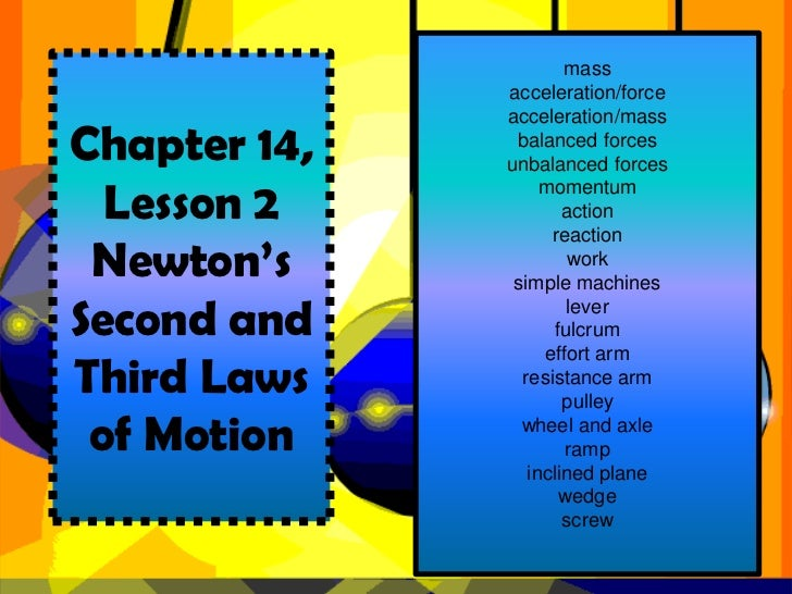 Chapter 14, Lesson 2