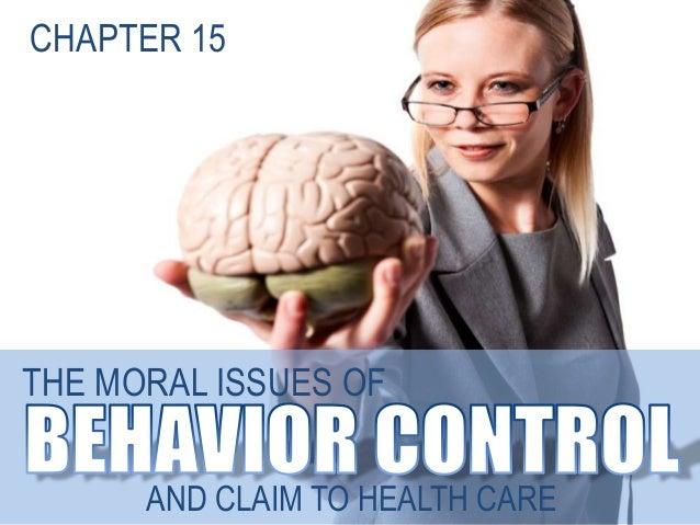 Bioethics Behavior Control