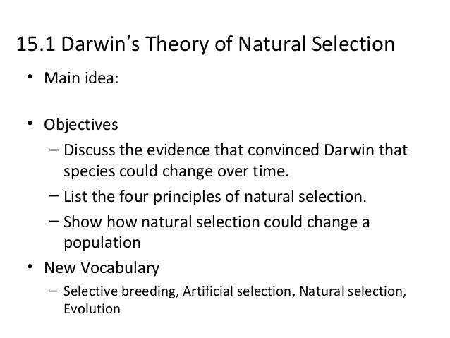 a discussion on the theory of natural selection and the shaping of civilization How climate change may have shaped human evolution  the data is also  helping scientists sift through the possible theories for just how.