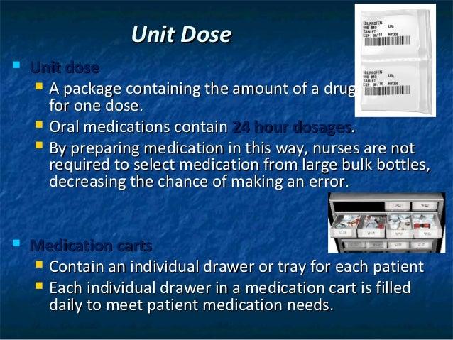 Chapter 16 Hospital Pharmacy