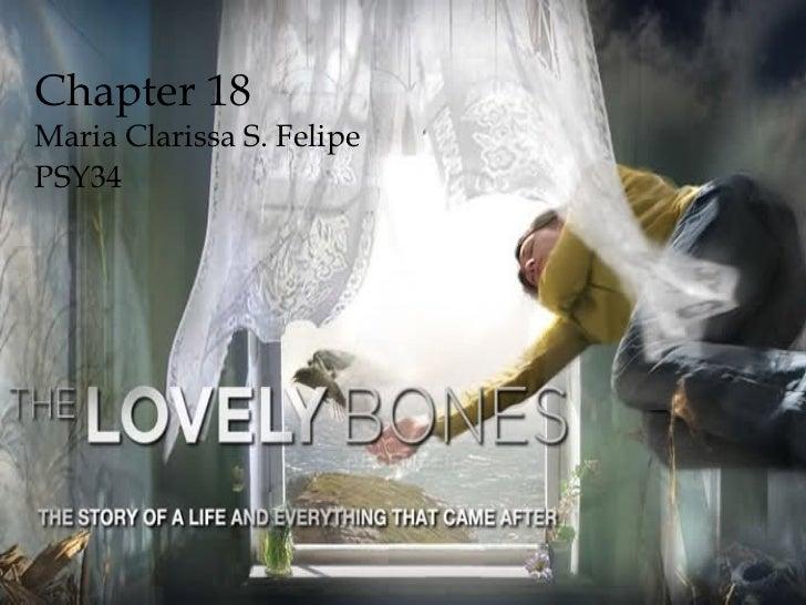 lovely bones pdf