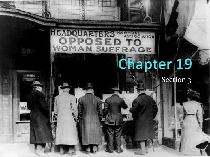 Chapter 19<br />Section 3<br />
