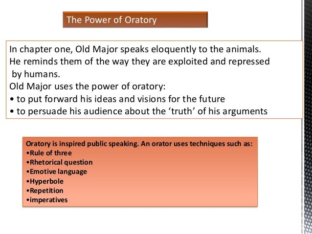 techniques used in animal farm Building support by instilling anxiety or panic in the public one of the most significant propaganda techniques used in animal farm is appeal to fear.
