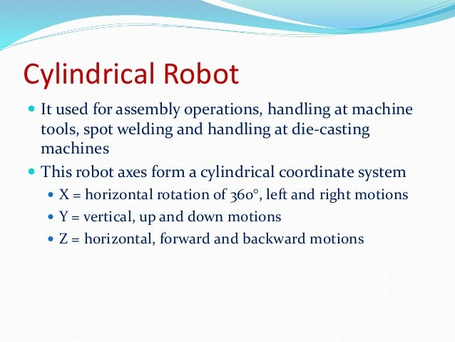 introduction to robotics and industrial automation Newcastle university school of electrical, electronic & computer engineering  eee 3008 & eee 8005 - industrial automation, robotics (and artificial intelligence.