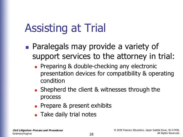The Paralegal Professional Essentials