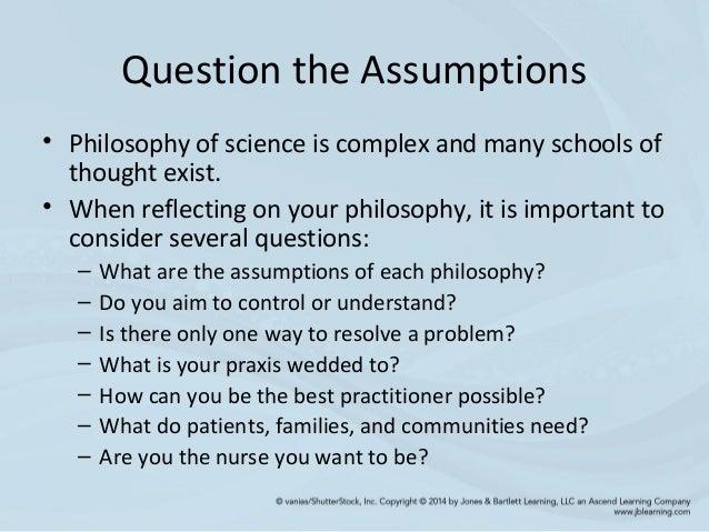 PHILOSOPHY Question-- help!?
