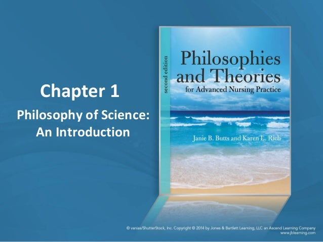 Chapter 1 philosophy of science