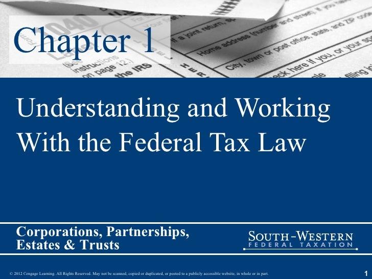Chapter 1 presentation