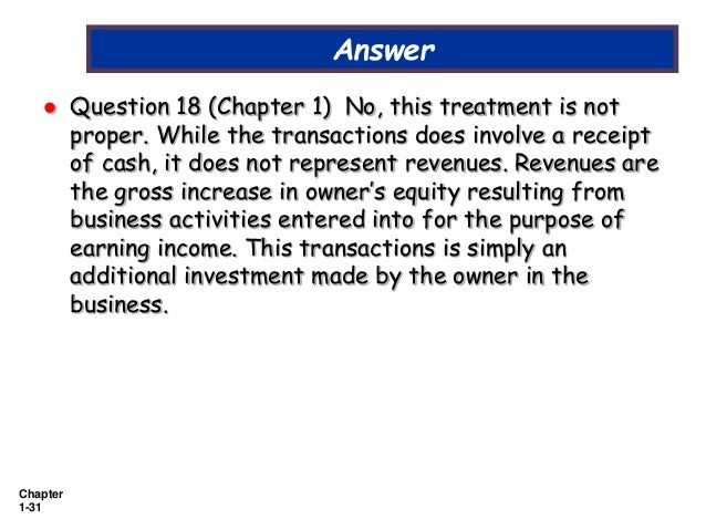 Another accounting 1 question?