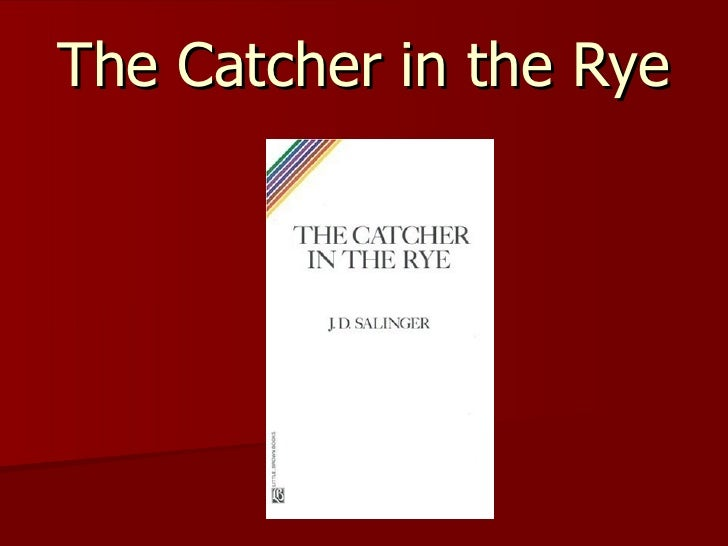 Catcher in the Rye Chapter 2