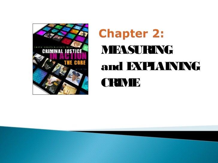 Chapter 2 Criminal Justice