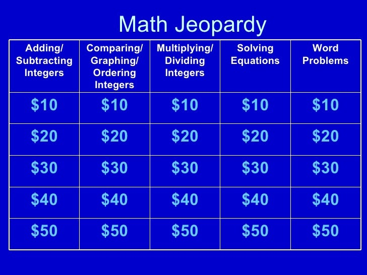 Chapter2 Jeopardy R