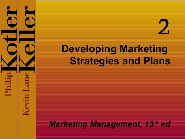 Chapter2 marketing management