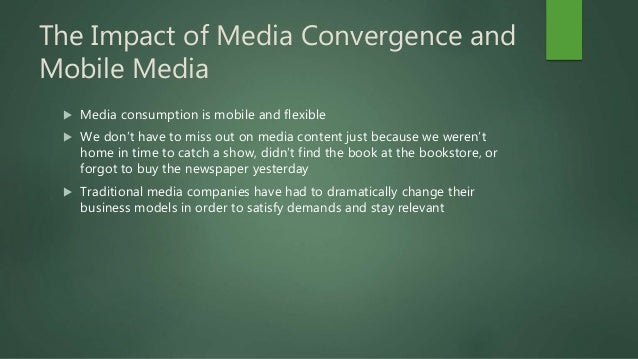 newspapers convergence to the internet What newspapers and their web sites must do to survive ten years into the era of publishing via the internet not the convergence of newspapers and tv, but the convergence of web, printed and digital online editions.