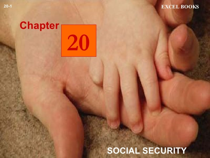 SOCIAL SECURITY  Chapter EXCEL BOOKS 20-1 20