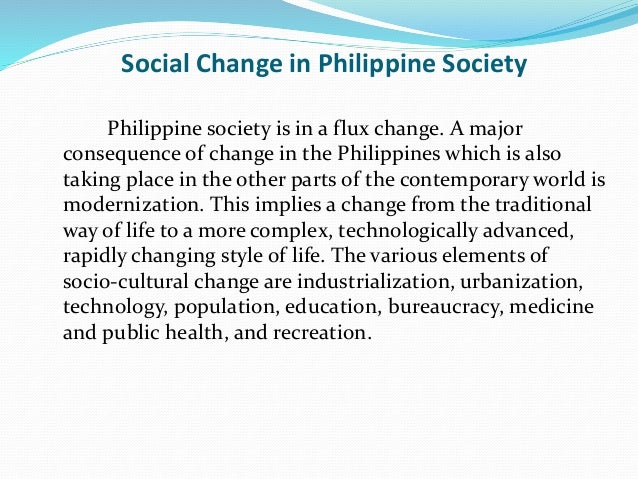 essay about social changes What are the most important changes to the care act  willingness to accept changes to the legislation  social care look like when the care act has.