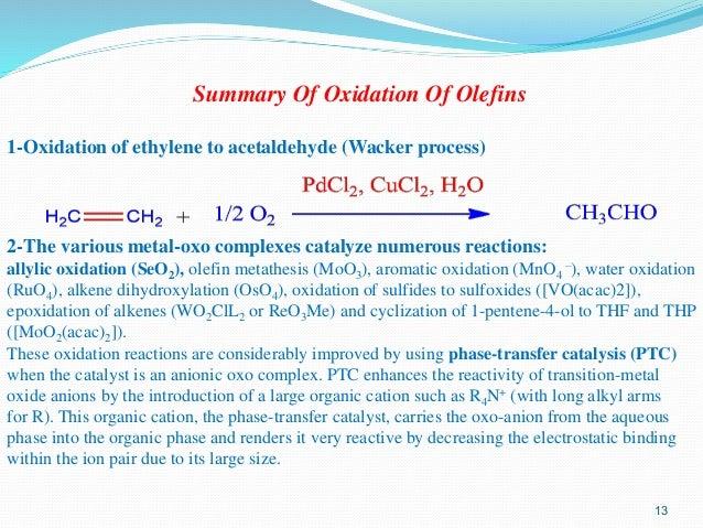 Oxidation Seo2 Mechanism Allylic Oxidation Seo2