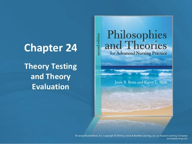 the theory and testing of the The assessment of knowledge, in theory and in practice the ubiquitous iq test is of course part of the list in the minds of those nineteenth century scientists and their followers, the numerical measurement of mental traits was to be a prelude to the establishment of sound.