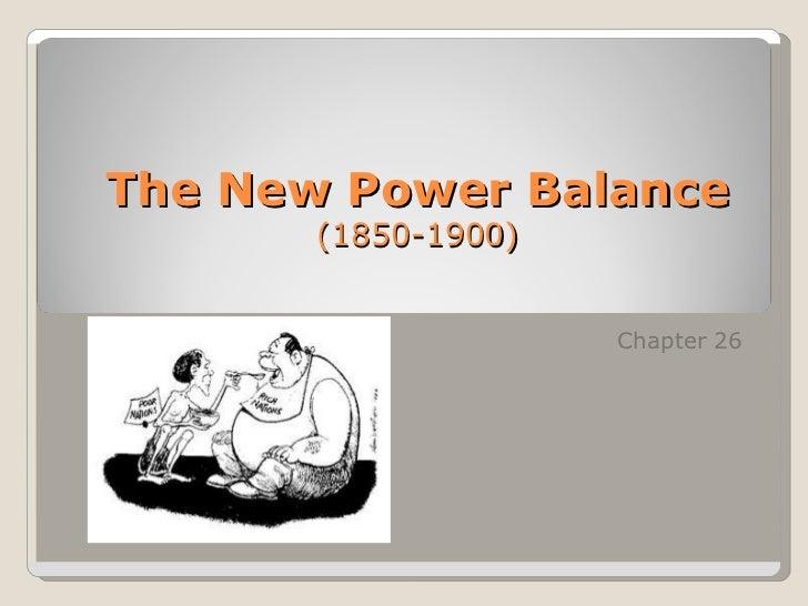 "Ch. 26 - ""The New Power Balance"""
