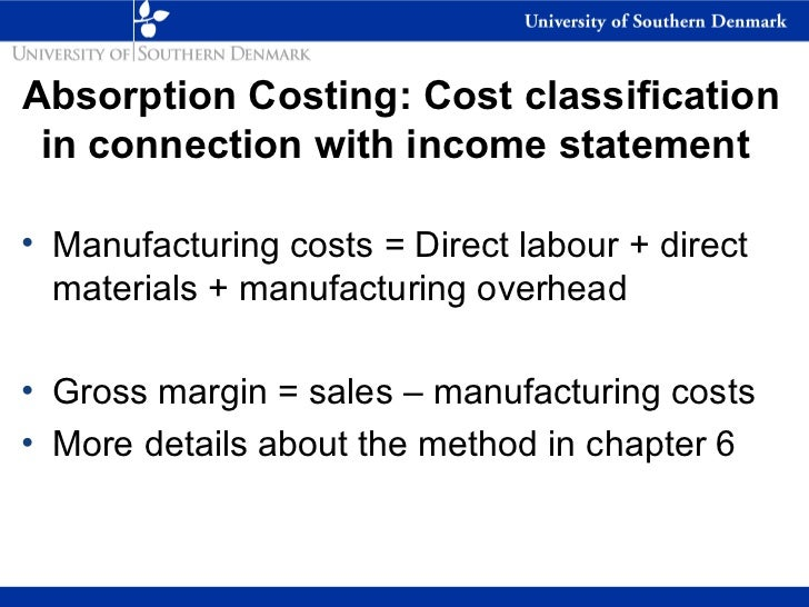 cost terms concepts and classifications 1 the sum of all costs of manufacturing costs except direct materials is called manufacturing overhead ans: false aacsb: reflective thinking aicpa bb.