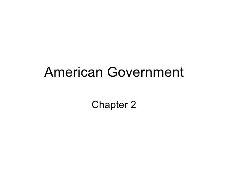 Government Chapter 2