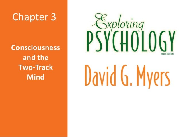 Consciousness and the Two-Track Mind Chapter 3