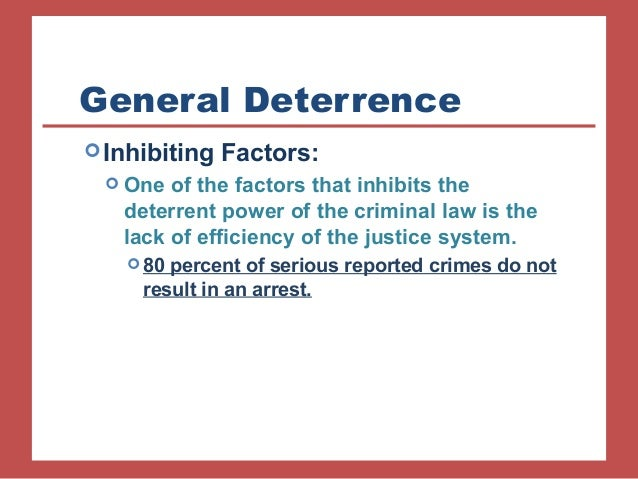 a discussion of the effects of the death penalty on deterrence of crimes Nonpremeditated crimes of passionšthat are included in commonly used murder data we examine whether such inclusion has an adverse effect on the deterrence inference we draw  seven other states have adopted death penalty laws but have not executed anyone.